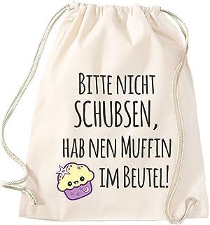 f17b932a86bed Mein Zwergenland Jutebeutel Bitte Nicht Schubsen