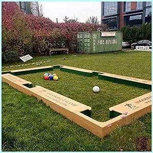 Ibigbean Footpool Table Set   Soccer And Pool   6.6x3.6x0.2m
