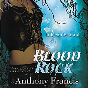 Blood Rock Audiobook