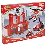 Bestlock Best Lock 300Pc Fire Station Building Blocks Review and Comparison