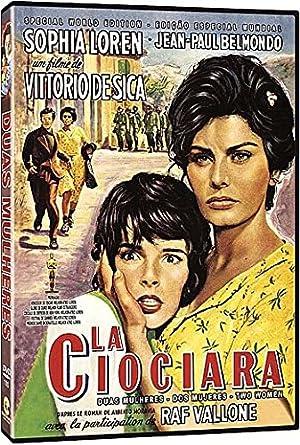 Two Women, La Ciociara, Duas Mulheres, Paysanne Aux Pieds Nus, Dos Mujeres