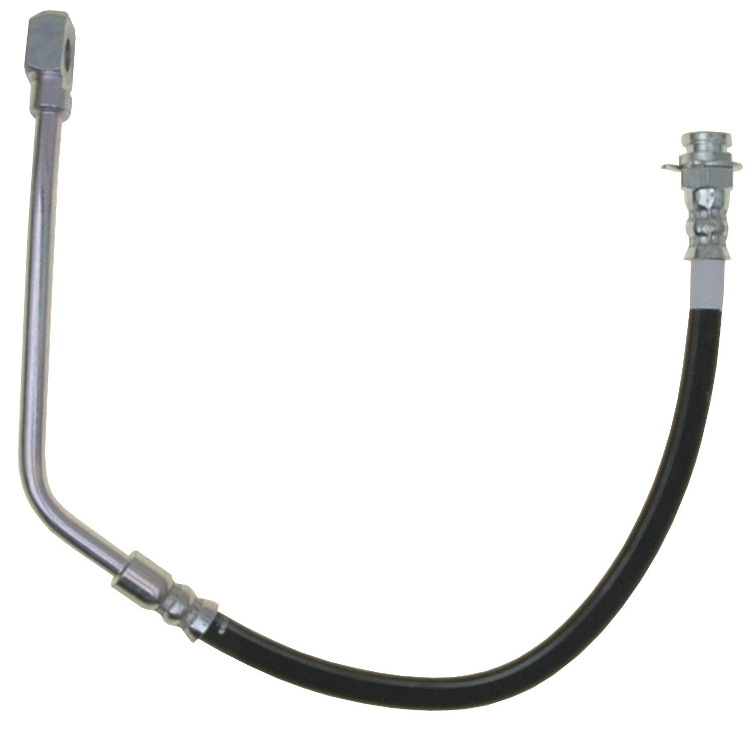 ACDelco 18J2068 Professional Front Passenger Side Hydraulic Brake Hose Assembly
