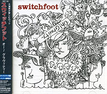cd switchfoot oh gravity
