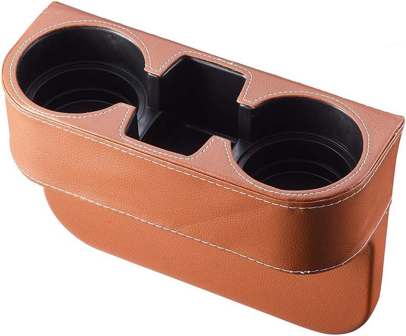 Seggiolino auto sul lato posteriore Net Storage Bag Phone Holder Pocket Organizer U0L4