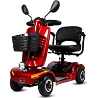 Moto Para Personas Mayores,scooter Electrico Plegable Minusválidos Plegable