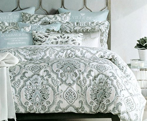 Tahari Home Duvet Quilt Cover Bohemian Style Moroccan