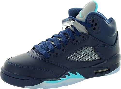 Nike Jungen Air Jordan 5 Retro Bg Turnschuhe: