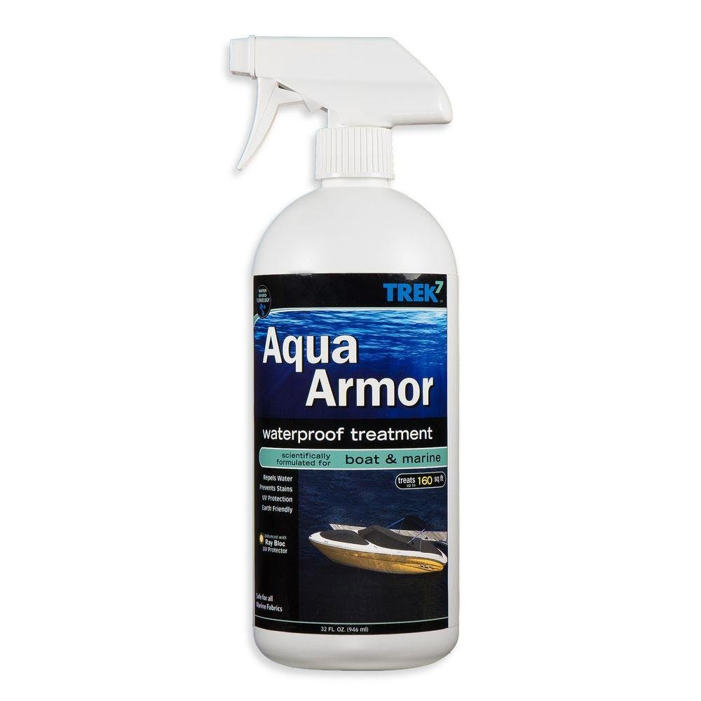 Trek7 Aqua Armor 32 oz. Fabric Waterproofing for Boat and Marine by Trek7