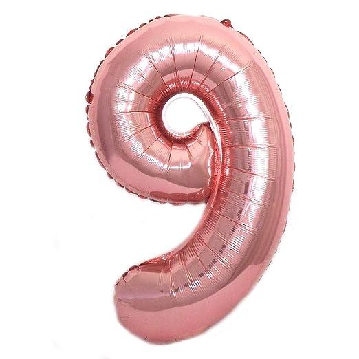 Sepkina - Globo de plástico XXL para cumpleaños, Boda ...