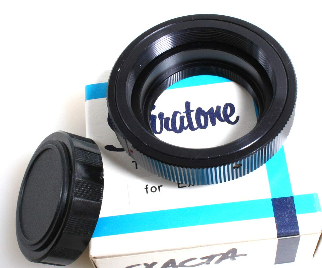 T-Mount Adapter for Exakta, New in Box//Lens Accessories by T-Mount Adapter
