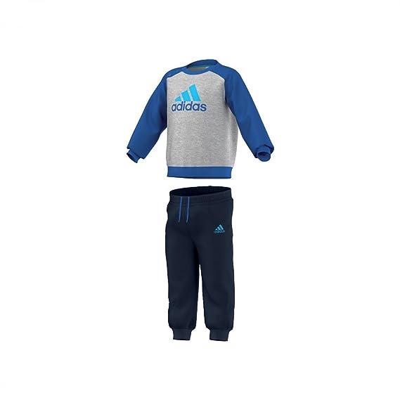 prezzo ridotto grandi affari ordina online adidas Tuta Sportiva con Logo, per Neonato: Adidas: Amazon.it ...