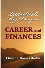 Little Book, Big Prayers: Career and Finances Paperback