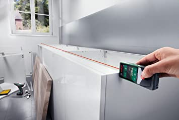 Bosch digitaler laser entfernungsmesser plr c mit app funktion