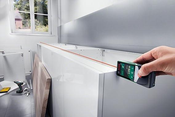 Laser Entfernungsmesser Handy : Bosch laser entfernungsmesser plr c app funktion aaa