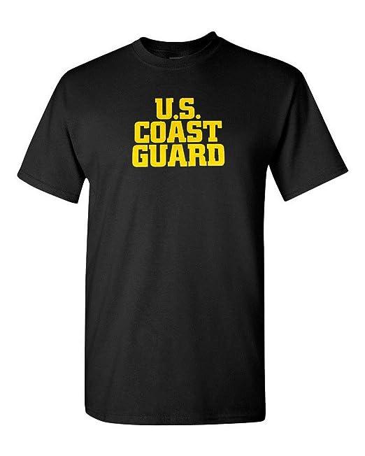 Amazon.com  Got-Tee US Army Military US Coast Guard T-Shirt  Clothing 213b226791