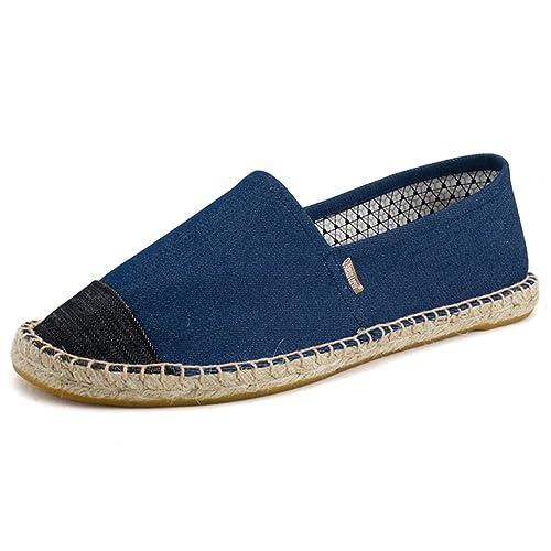 Alexis Leroy Origine, Alpargatas de Lona para Hombre: Amazon.es: Zapatos y complementos