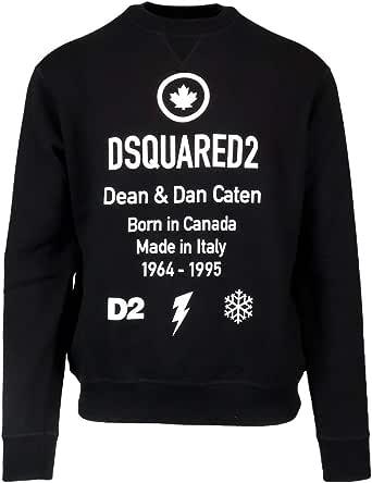 DSQUARED2 Sudadera - Dean & Dan Caten, L: Amazon.es: Ropa