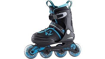 Jr Jungen BlackBlue 3050901 Girl´s Inline Skates K2 Inliner Velocity WrCdxBeo