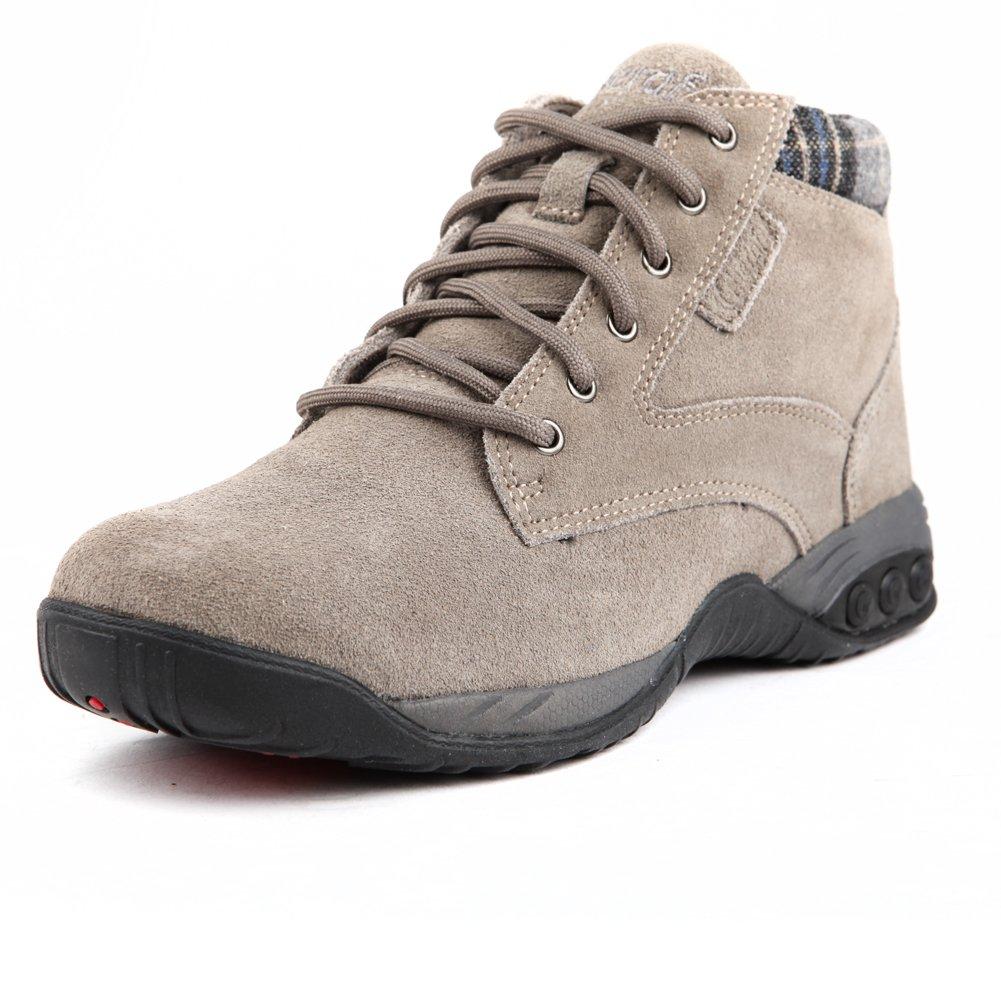 Therafit Shoe Women's Dakota Suede Ankle Boot B01G35CSJ6 8.5 B(M) US|Beige