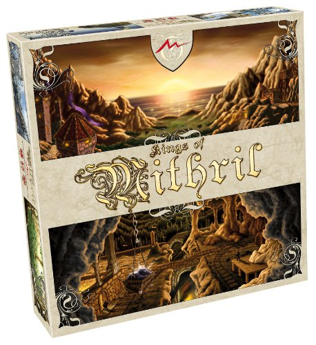 Tactic Games US Kings of Mithril Board Game
