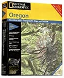 Search : National Geographic TOPO! Oregon Map CD-ROM (Windows)