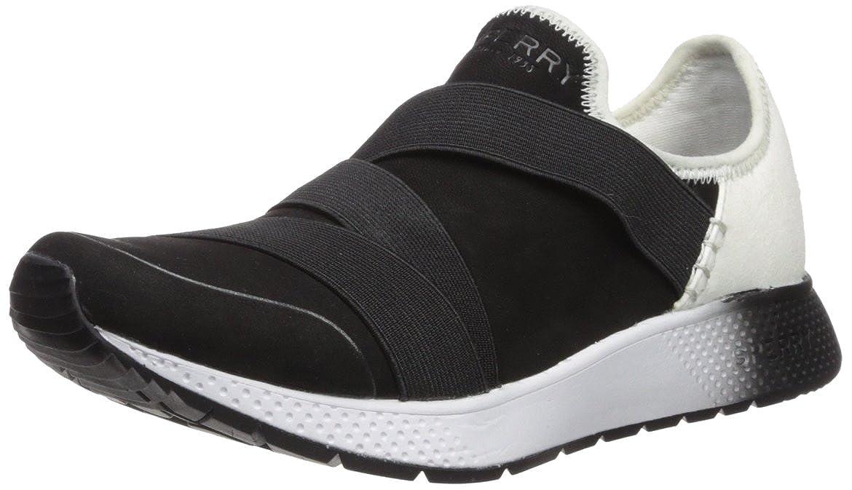 Noir Blanc Femmes Femmes Sperry Chaussures De Sport A La Mode  acheter en ligne