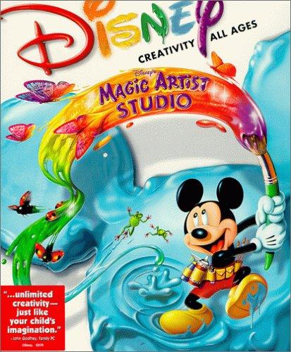 Disney Magic Artist Studio