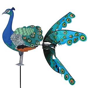 Premier Kites Peacock Spinner