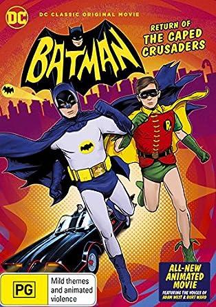 Amazon.com: Batman: Return of the Caped Crusaders | DC ...