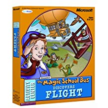 Magic School Bus Discovers Flight