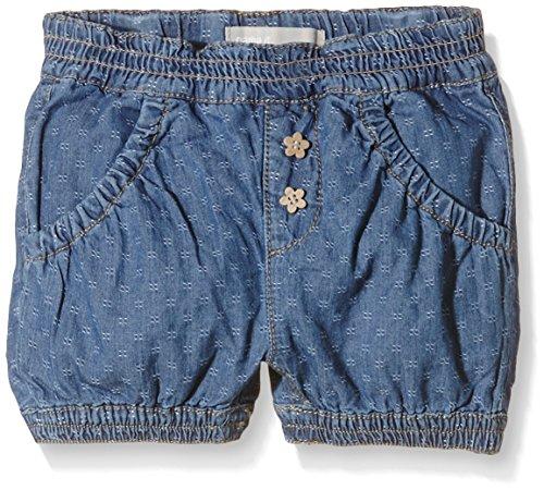 NAME IT Mädchen Nitskybali M Bag Dnm Shorts 216, Blau (Light Blue Denim Light Blue Denim), 98 (Herstellergröße: 98)