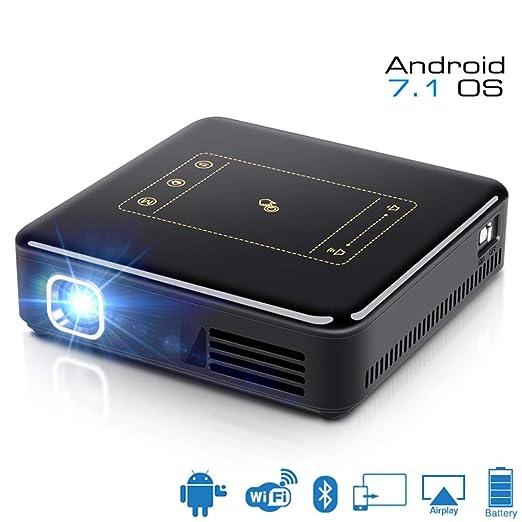 YTBLF El último proyector DLP para Full HD 4k, Equipado con ...
