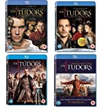 The Tudors: The Complete First, Second, Third, Fourth Season Collection Set (1 - 2 - 3 - 4) [Blu-ray]