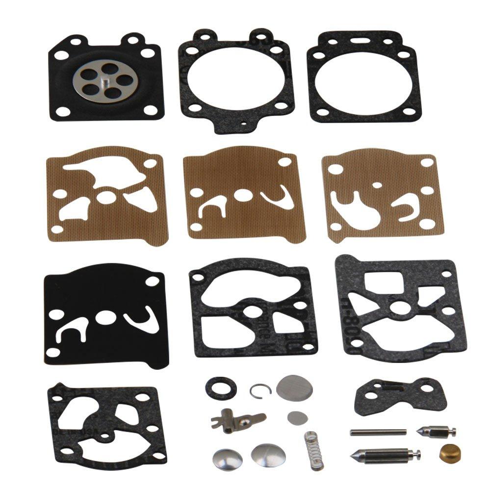 carbole carburador Rebuild Kit K20-WAT para Walbro Carb Echo ...