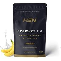 Concentrado de Proteína de Suero Evowhey Protein 2.0 de HSN | Whey Protein…