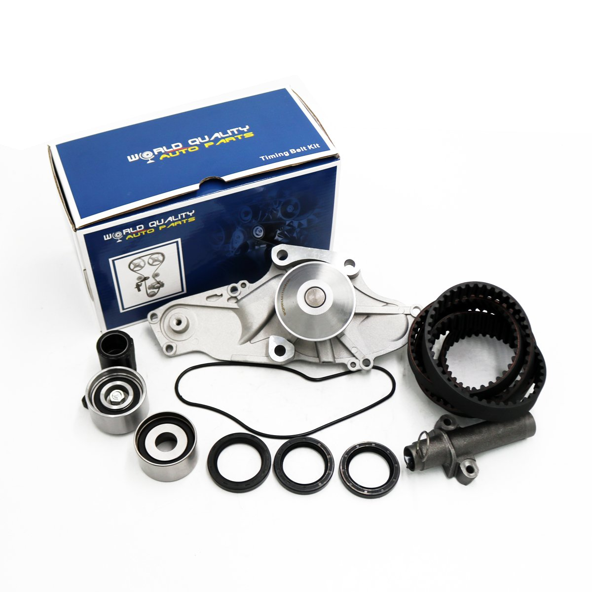 Complete Timing Belt WaterPump Kit Honda Accord Pilot Odyssey Acura TL MDX V-6