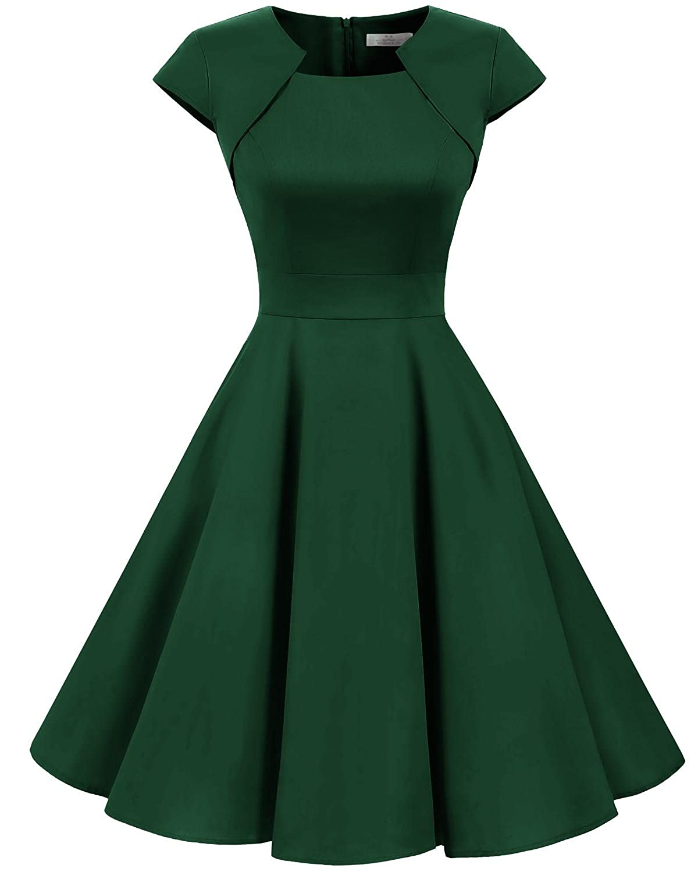 Homrain DRESS レディース B075F6JGG4 XX-Large|グリーン グリーン XX-Large, 【おトク】 9262288f