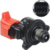 VIGORFLYRUN PARTS LTD 1 UNIDS V5 V/álvula Electromagn/ética V/álvula de Control 44Psi Red Car V5 compresor R12 R134A