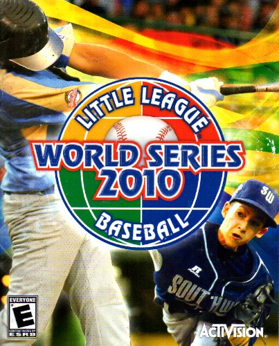 Little League Baseball World Series 2010 PS3 Instruction Booklet (Sony PlayStation 3 Manual ONLY - NO GAME) [Pamphlet ONLY - NO GAME INCLUDED] Play Station