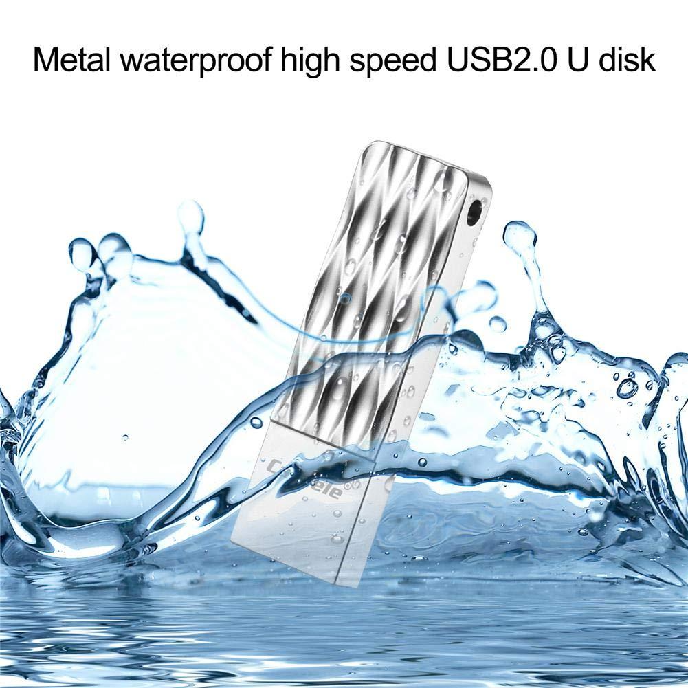 32GB, 64GB, 128GB, 256GB TARTIERY Portable Waterproof USB2.0 USB Flash Drive USB Flash Drive 1 Pack USB Memory Sticks 2.0 Mini USB Sticks Thumb Drive Pen Drive