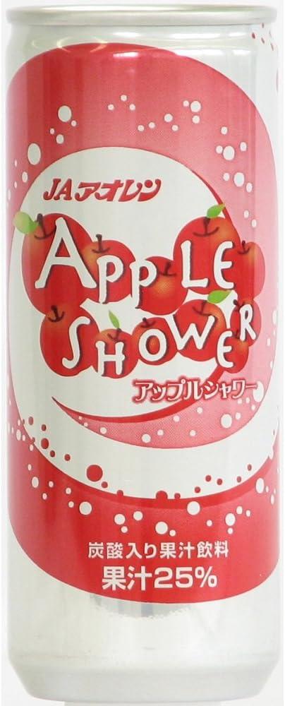 アオレン アップルシャワー 250ml×30本
