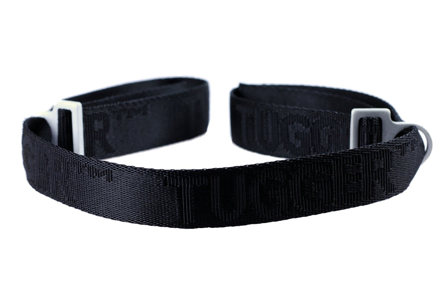 Front Black Highline Recreation Tugger Lift Strap