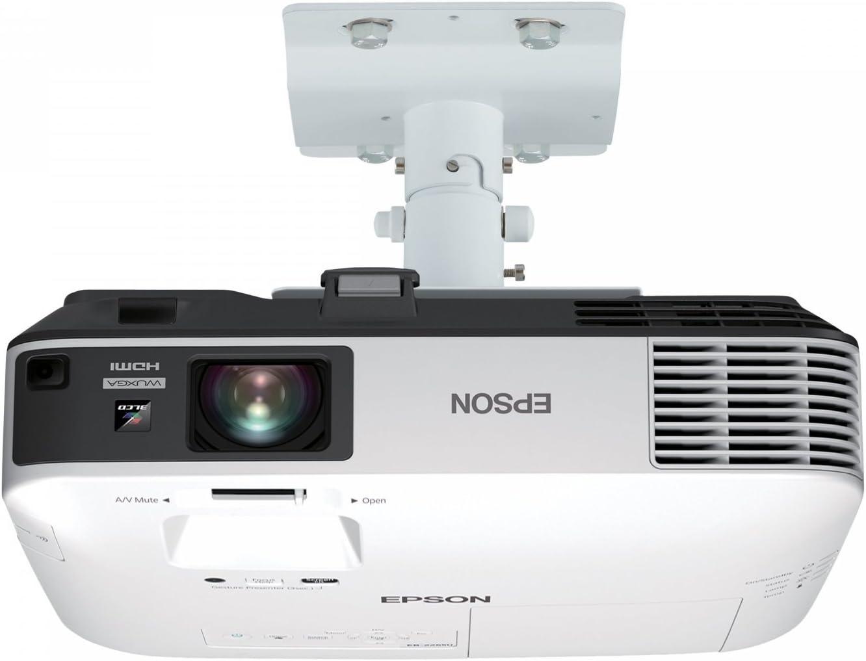 Epson EB-2265U Video - Proyector (5500 lúmenes ANSI, 3LCD, WUXGA ...