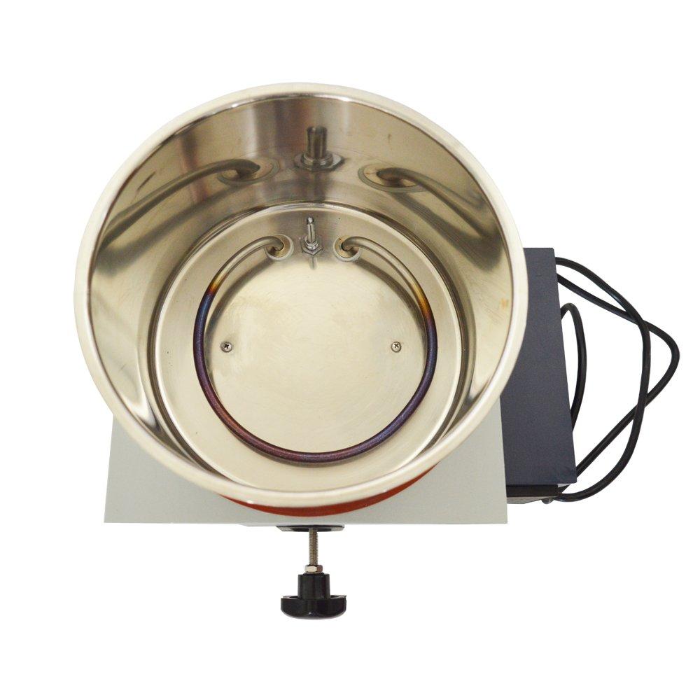 110V 2L Rotary Evaporator Rotavapor Lab Equipment by Industrial Scientific (Image #5)