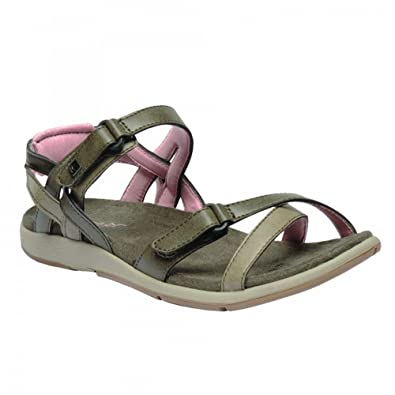 3708a38b02b Regatta Women s Lady Santa Cruz Open Toe Sandals  Amazon.co.uk ...
