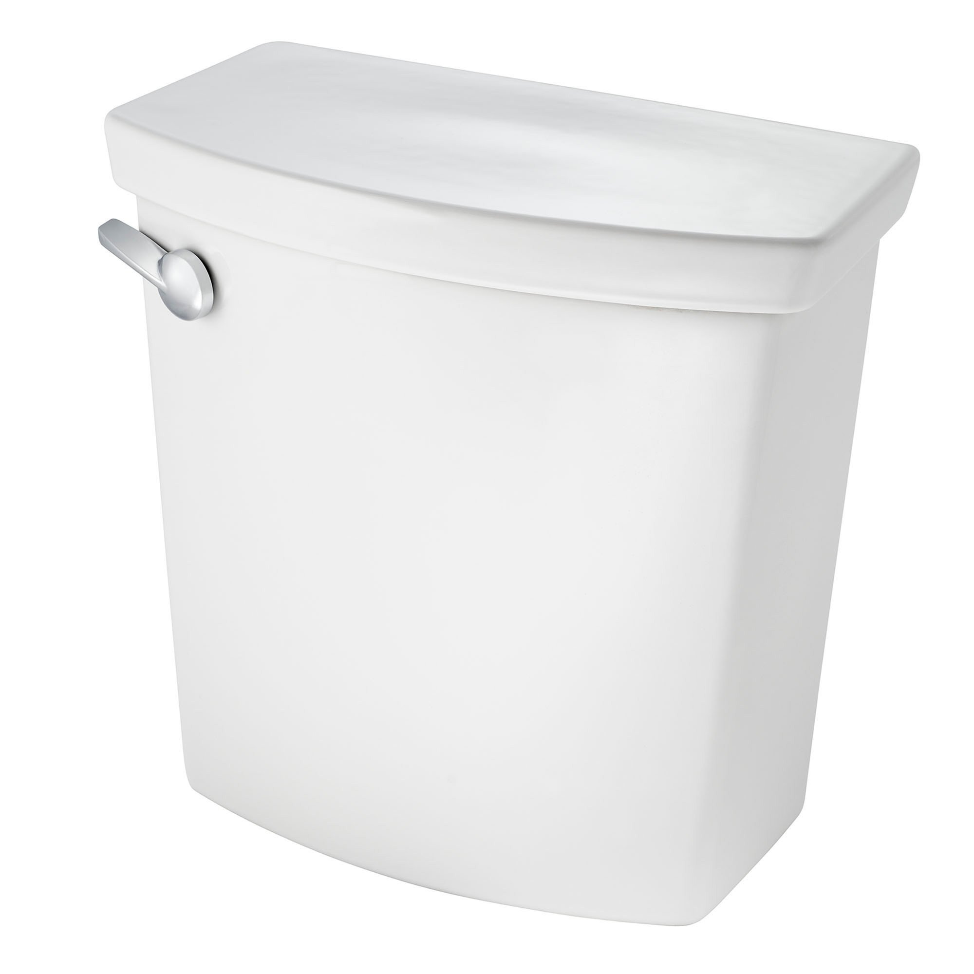 American Standard 4133A115.020 H20Ption/Other Dual Flush 12'' Rough-in Tank with Trip Lever on Right-Hand Side, White