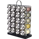 ProCook Contemporary Spice Rack 20 Jars With Spices - SUMMER DEAL!