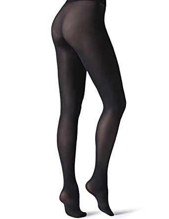 8583cc6fb25 Calzedonia Womens 50 Denier Invisible Seamless Opaque Tights  Amazon.co.uk   Clothing