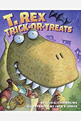 T. Rex Trick-or-Treats Paperback