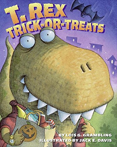 Trick Or Treating Ideas For Costumes (T. Rex Trick-or-Treats)